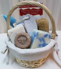 Maine Gift Baskets Herbal Soap Handmade Soap Maine Soap Maker Maine Kelp Soap