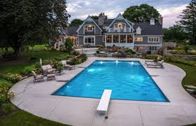 Pool Patio Design Outdoor Kitchen Design With Pool Patio And Firepit