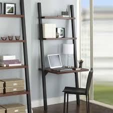 Leaning Bookcase Walmart Pottery Barn Leaning Bookcase Desk Thesecretconsul Com