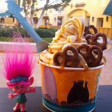 10 new hair raising trolls inspired flavors at yogurtland the