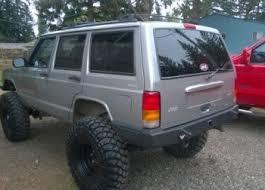 2000 jeep bumpers diy road gg custom metal fab