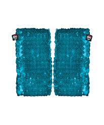 monster high turquoise sequin legwarmers girls costumes kids