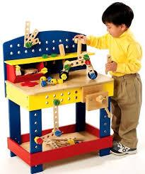 Childrens Work Benches Amazon Com Kidkraft 72 Piece Activity Tool Bench Toys U0026 Games