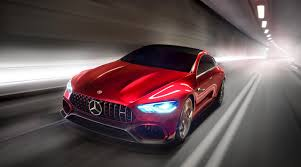 mercedes amg gt concept driving performance of the future