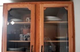 Cabinet Door Glass Insert Kitchen Cabinet Door Glass Inserts Zach Hooper Photo Modern