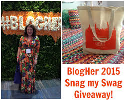 blogher 2015 snag my swag giveaway wardrobe oxygen