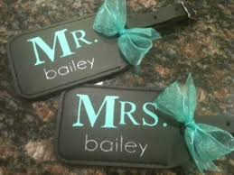 and groom luggage tags just for you by personalized luggage tags