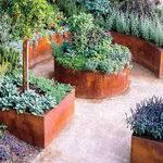 vegetable garden layout ideas sunset
