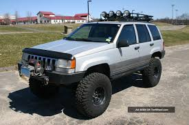 1996 jeep grand cherokee information and photos zombiedrive