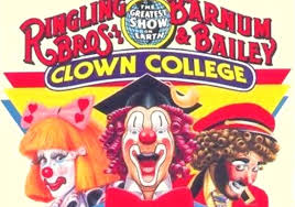 the making of a clown u201d the ringling bros are looking for a few