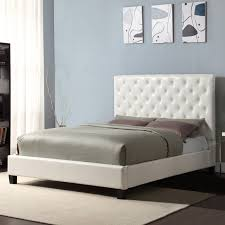 fresh leather headboard for queen bed 20378