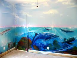 Bathroom Wall Mural Ideas 28 Sea Wall Murals Under The Sea Wall Mural Themuralstore