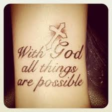 25 amazing cross tattoos me now