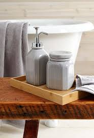Bathroom Trays Vanity best 25 farmhouse bath products ideas only on pinterest