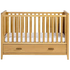 Orchard Sleigh Cot Toddler Bed White East Coast Nursery Cot Bed Dorset Oak