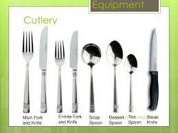 types of knives used in kitchen restaurant facilities and equipment