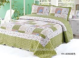 Patchwork Duvet Sets Spring Green Patchwork Quilts Patchwork Bedding Sets Buy