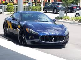 maserati granturismo blue interior what color combo to choose maserati forum