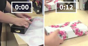 japanese gift wrapping guy reveals japanese gift wrapping hack that lets you wrap your