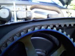 lexus 90000 mile maintenance timing belt splitting at only 77k miles lexus is forum