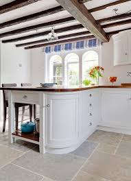 period kitchen updated real homes