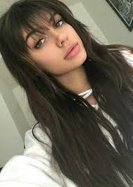 front fringe hairstyles best 25 front bangs hairstyles ideas on pinterest long front
