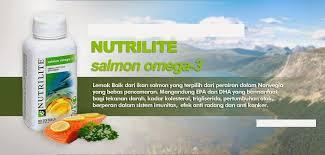 Minyak Ikan Amway salmon omega 3 complex amway