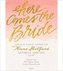 words for bridal shower invitation free bridal shower invitation templates for word