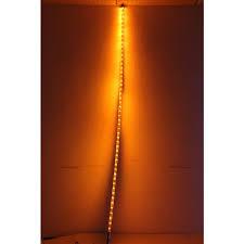 led light whip for atv 2018 1x whip 6 flag orange color led lighted whip atv ute suv 4wd