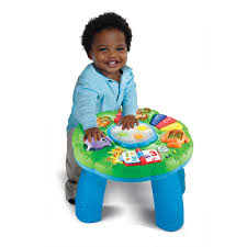 baby standing table toy amazon com leapfrog animal adventure learning table toys games