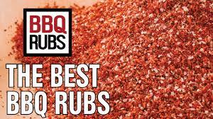 the best bbq rubs youtube