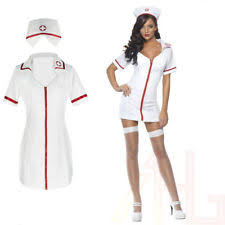 Bloody Nurse Halloween Costume Halloween Nurse Women U0027s Fancy Dress Ebay