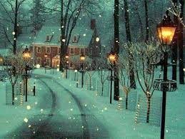 christmas images winter night wallpaper and background photos