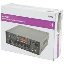 kad 2bt digital stereo amplifier u0026 speaker set