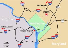 washington dc airports map washington dc area airports map washington dc map