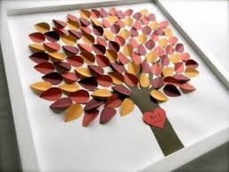 fall wedding guest book 20 creative fall wedding guest book ideas weddingomania