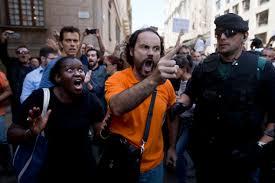 lexus leaving jacksonville clash over catalan vote heats up in spain as police swoop in