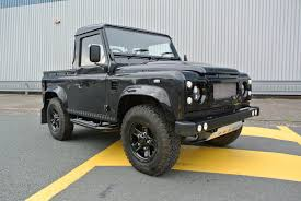 land rover defender matte black refurbishment u2014 rugged guide 4x4