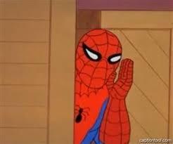Best Spiderman Memes - psst spiderman meme generator imgflip