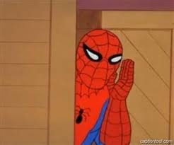 Spider Man Meme Generator - psst spiderman meme generator imgflip