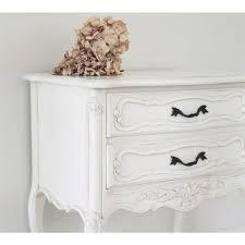 White Bedside Table Provencal Ruched Bedside Table White Bedside Table