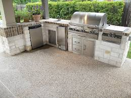 kitchen inspiring image of outdoor kitchen decoration using