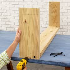 Instructions To Build A Storage Bench by Build A Bench With Firewood Storage