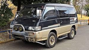 mitsubishi delica 1991 mitsubishi delica l300 turbo diesel 4wd usa import japan