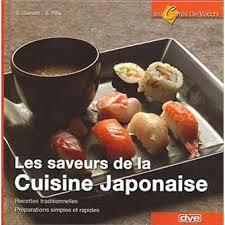 livre de cuisine japonaise cuisine japonaise relié gianotti achat livre achat