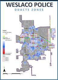 Crime Spot Map Crime Stats City Of Weslaco Tx