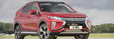 mitsubishi eclipse 1991 2018 mitsubishi eclipse cross to be available with finance deals