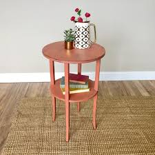 Rattan Rug A Delightful Small Round Accent Wood Table Also A Rattan Rug