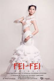 wedding dress bandung jimmy fei fei wedding bridal in bandung bridestory