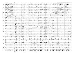 sing sing sing with a swing louis prima sing sing sing sheet for alto saxophone tenor saxophone